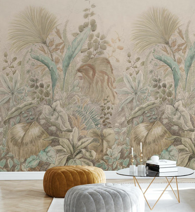 MURAL - VEGETATION RHAPSODY (PER SQM)