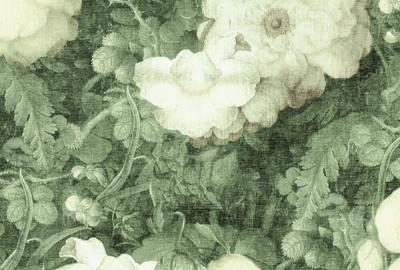 Mural - Dutch Floral 2 (4m X 2.7m)