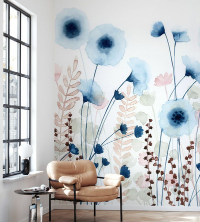 MURAL - SWEET FLOWER FIELD (PER SQM)