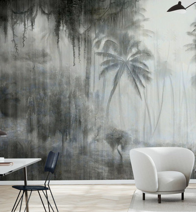 Mural - Definitive Tropical Bright (Per Sqm)