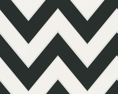 MICHALSKY CHEVRON - BLACK / WHITE