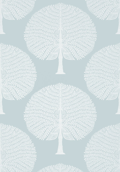 Mulberry Tree - Spa Blue