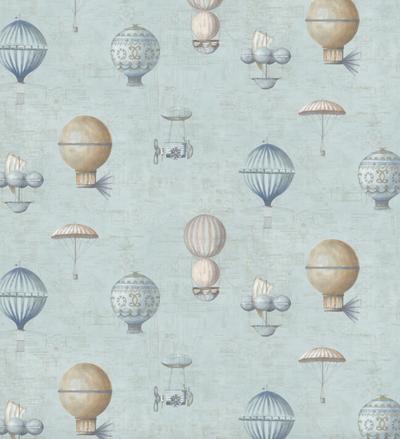 Air Ships - Blue
