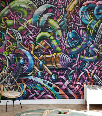 Mural - Rolfcarlwerner (Per Sqm)