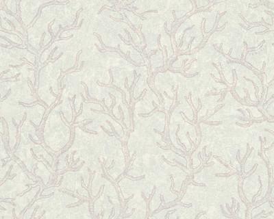 Versace Coral - Grey / Pink