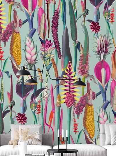 Mural - Montage Botanical (Per Sqm)