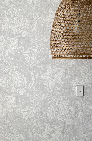 Hechter Palm - Pale Grey