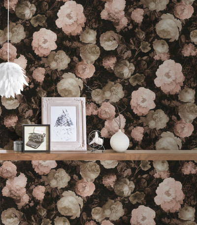 History Floral - Blush