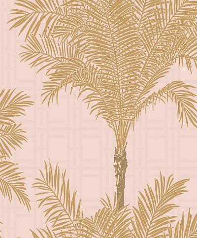 Copacabana - Pink / Gold
