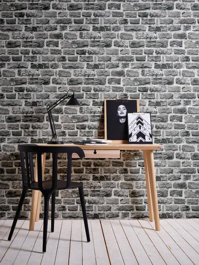 Elements Stone - Black / Grey
