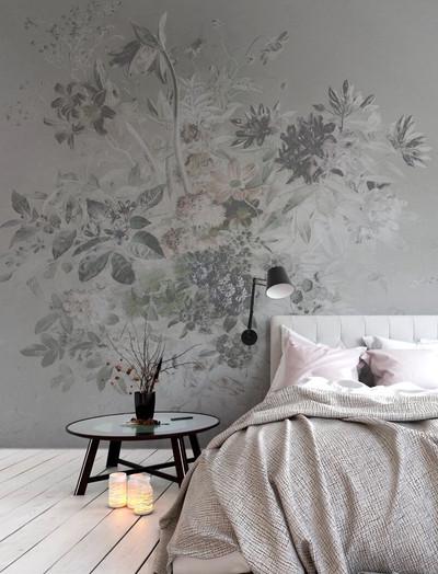 Mural - Bouquet Pastel 3 (3m X 2.7m)