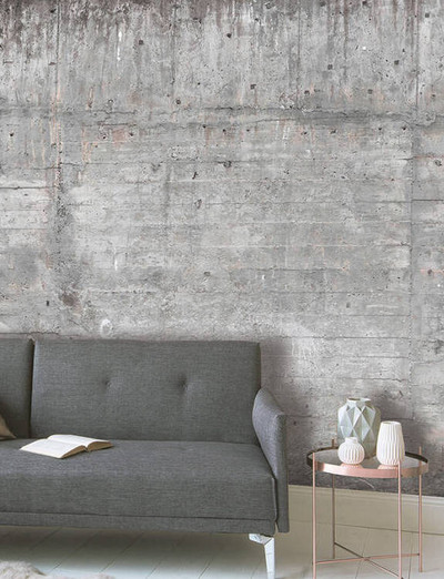 MURAL - CONCRETE WALL (3.5m x 2.55m)