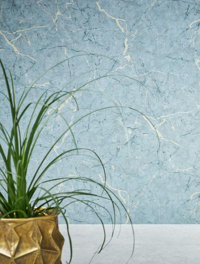 Pushkin Marble - Blue