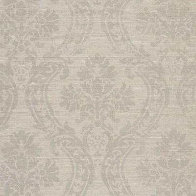 Ralph Lauren Isora Damask - Platinum (Last Roll)