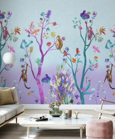 MURAL - KITSCH NATURE (PER SQM)