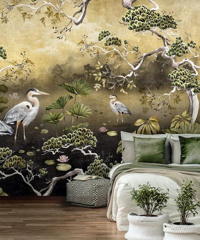 Mural - Orient Gold (Per Sqm)