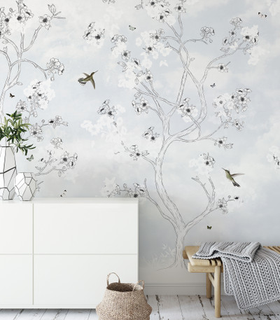 MURAL - NEW WORLD OLIVE (PER SQM)