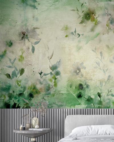 Mural - Como Green (Per Sqm)