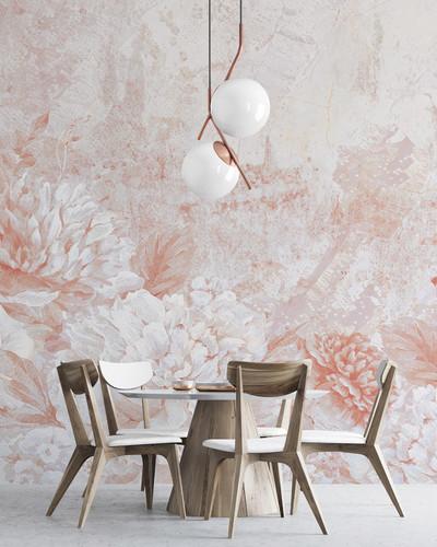 Mural - Domaso Coral (Per Sqm)
