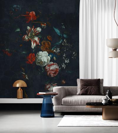 Mural - Flowers Still Life (Per Sqm)