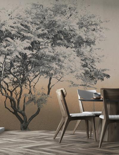 Mural - Tree (Per Sqm)