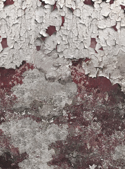Mural - Concrete Grunge Red (Per Sqm)