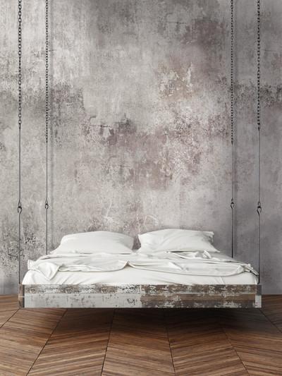Mural - Concrete Mura Rouge (Per Sqm)