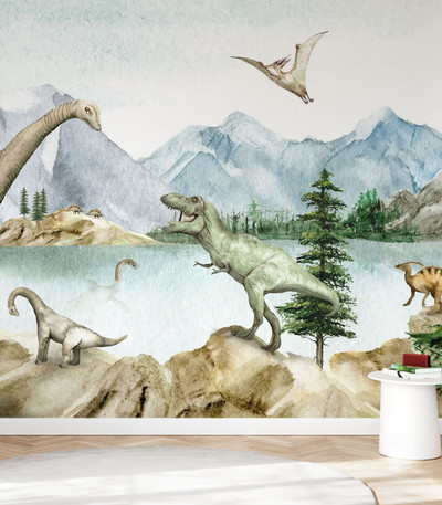 MURAL - DINO DREAMS (PER SQM)