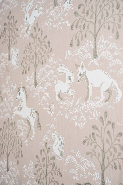 Fairytale Fox - Dusty Pink