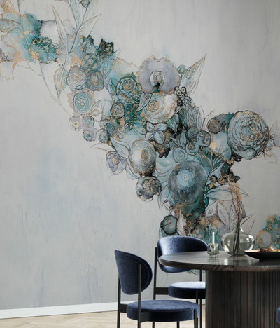 MURAL - NATURES LACE (PER SQM)