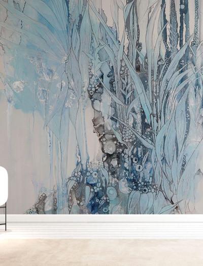 MURAL - MY KIND OF BLUES (PER SQM)