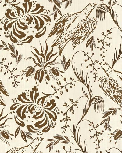 Folk Embroidery - Tobacco
