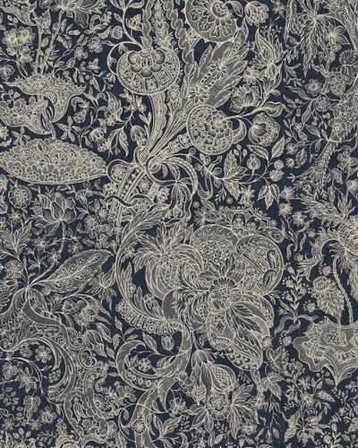 Sarkozi Embroidery - Indigo