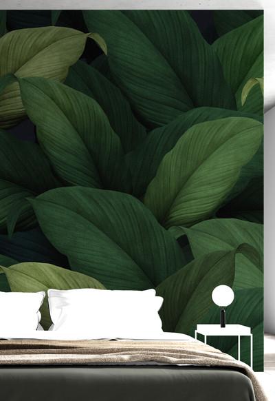 Mural - Bold Leaf (Per Sqm)