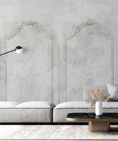 Mural - Classic Ornament (Per Sqm)