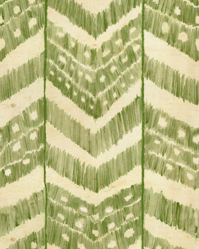 Turkish Ikat - Foliage Green