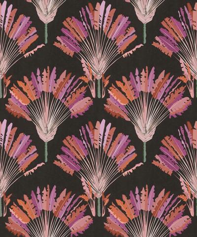 Luka Palm - Black / Pink