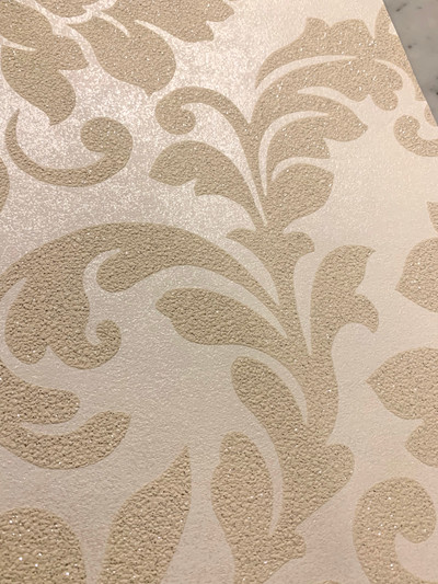 Perry Damask - Beige