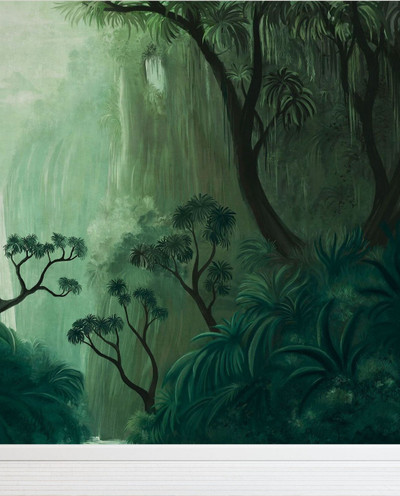 Mural - Lush Tropical (Per Sqm)