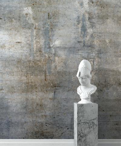Mural - Grunge Cement Wall (Per Sqm)