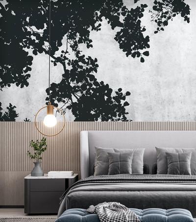 Mural - Tree Silhouette (Per Sqm)