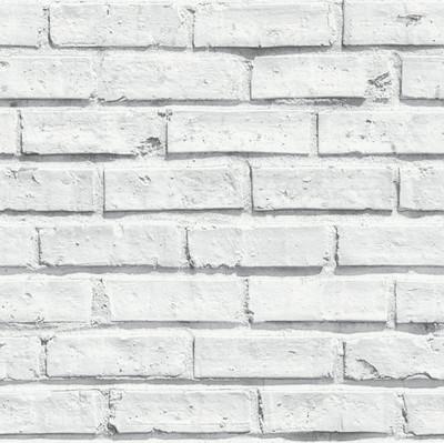 Brick White Wash