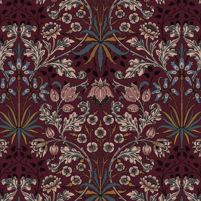 Hyacinth - Mulberry