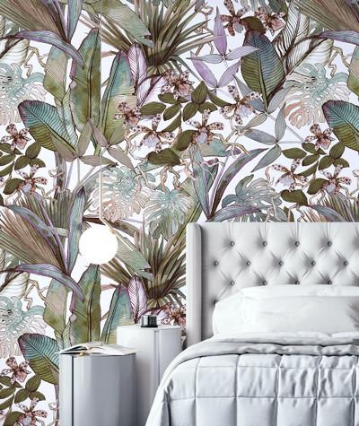 Mural - Botany Tropics (Per Sqm)