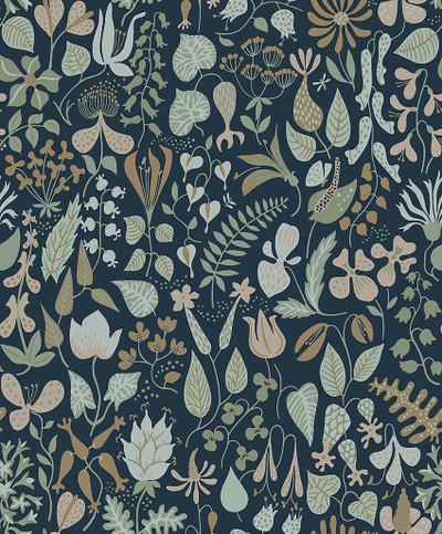 Herbarium - Blue