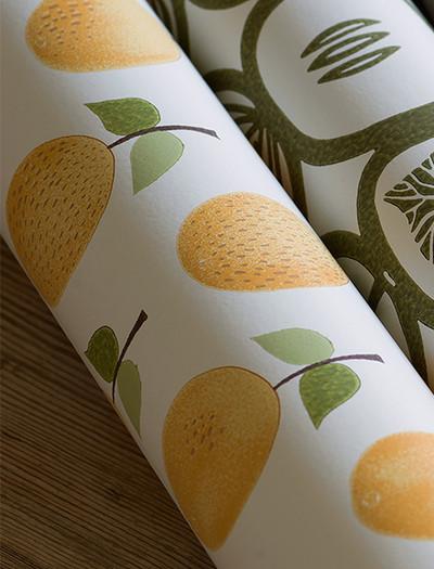Prunus - Yellow