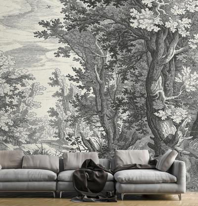 Mural - Fancy Forrest 3 (4m x 2.7m)