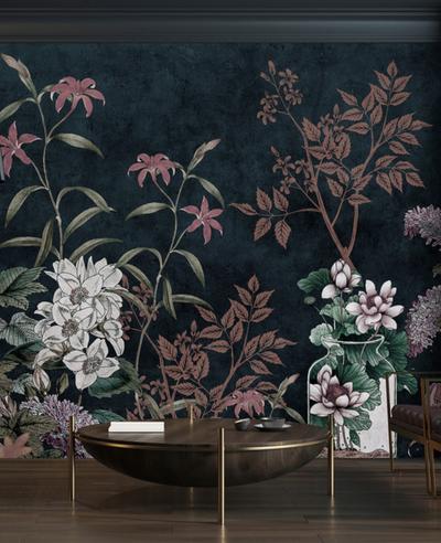 Mural - Dark Room 2 (4m x 2.7m)