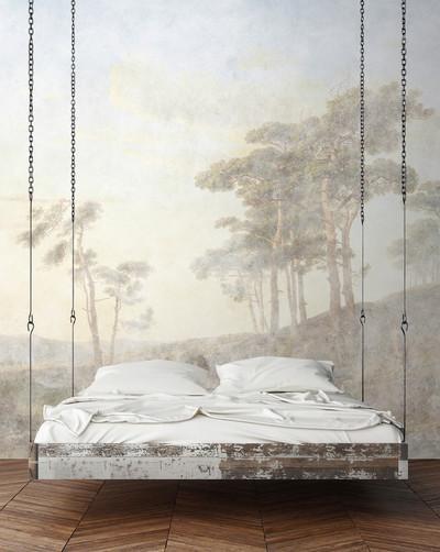 Mural - Romantic Grove 1 (4m x 2.7m)