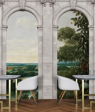 Mural - Castello 3 (4m x 2.7m)